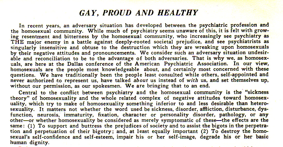 Gay rights essays